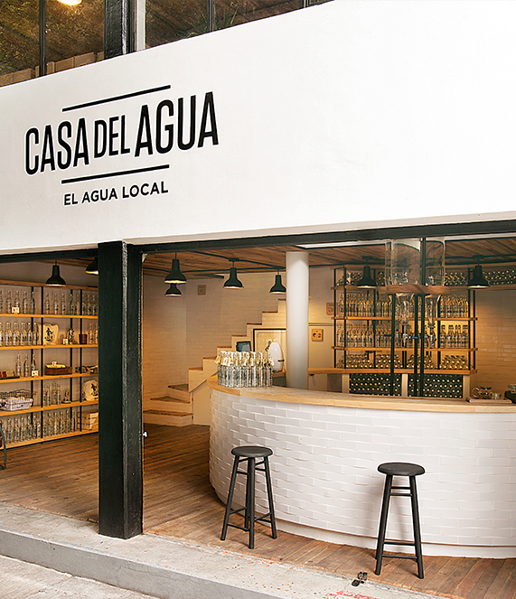 Casa del Agua / Mexico City, Mexico / 2016