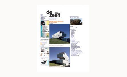 Dezeen / 2010