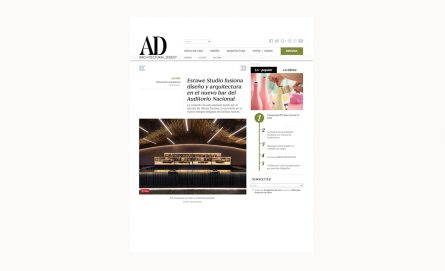 Architectural Digest / 2018