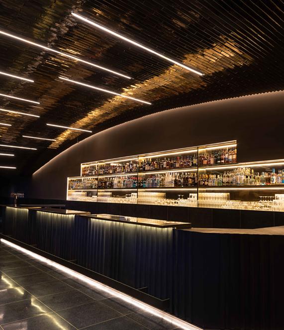 Bar Auditorio Nacional / Mexico City, Mexico / 2018