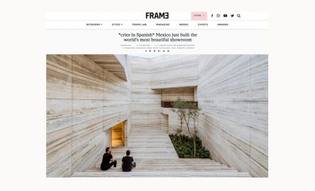 Frame / 2019