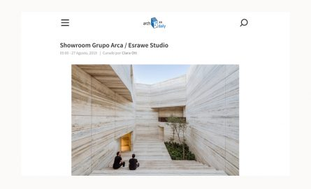 ArchDaily / 2019