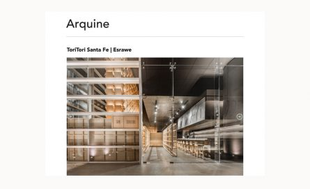 Arquine / 2020
