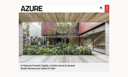 Azure / 2020