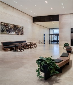Tishman Speyer Lobbies / EUA / 2020