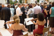 ESRC Summer Reception