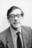 Sir Keith Thomas, member of ESRC from 1985-1990