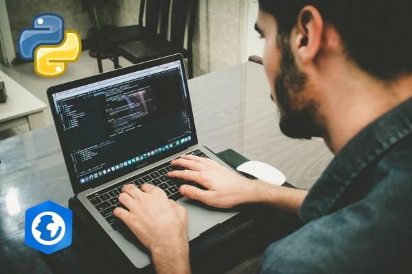 Python in ArcGIS Pro