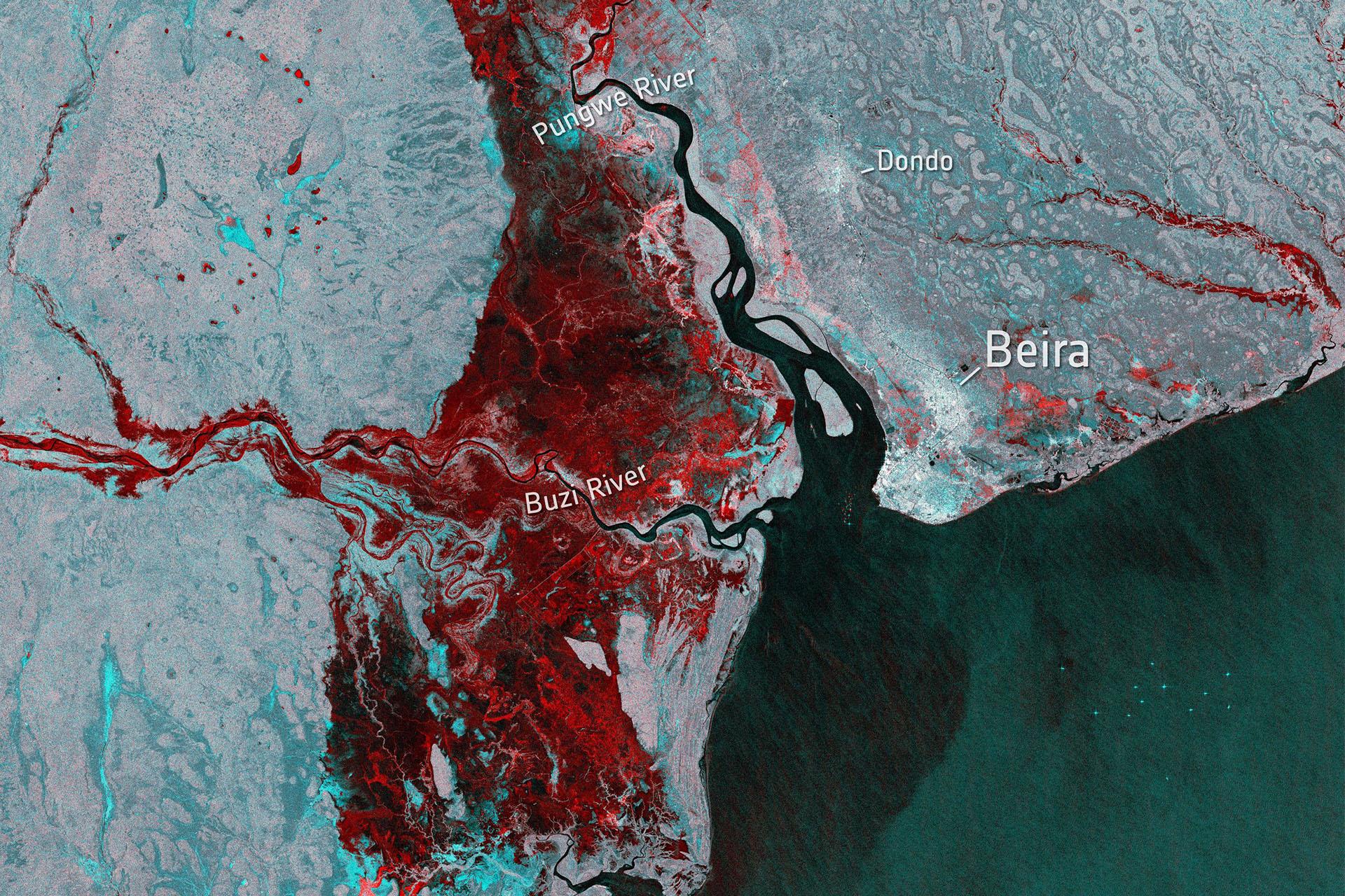 Cyclone Idai – The Mozambique Floods 2019