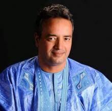"""الكاتب و المدون / عبدالرحمن """" بحام """" ولد ودادي"""