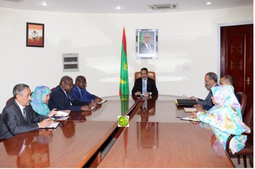 اللجنة الوزارية (وما)