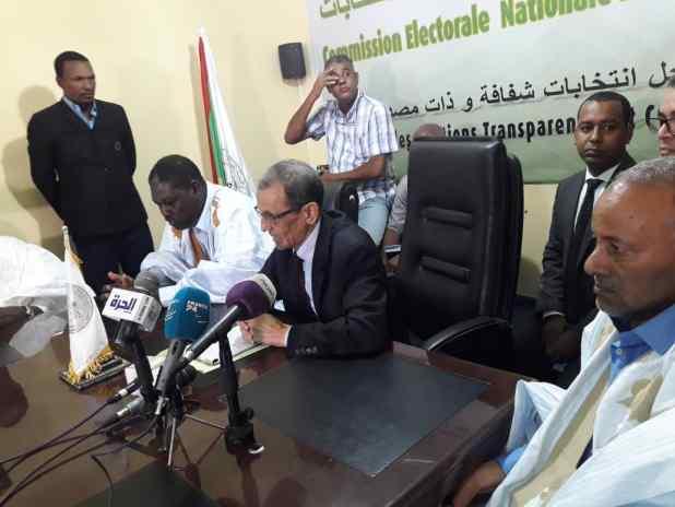 محمد فال ولد بلال - الصحراء