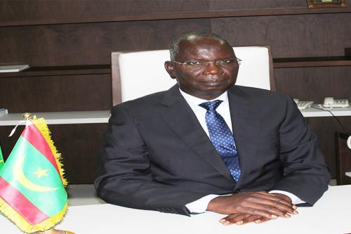 وزير الشؤون الاقتصادية وترقية الاستثمار عثمان مامادو- المصدر (وما)