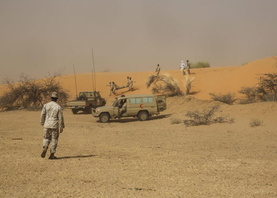 دورية من الجيش (المصدر: انترنت)