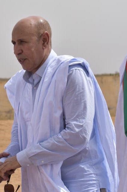 المترشح محمد ولد الغزواني