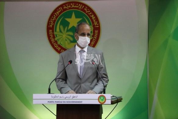 وزير التهذيب الوطني- المصدر (الصحراء)
