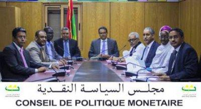 المصدر: موقع البنك المركزي الموريتاني
