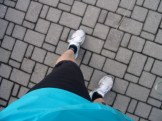De la course à pied