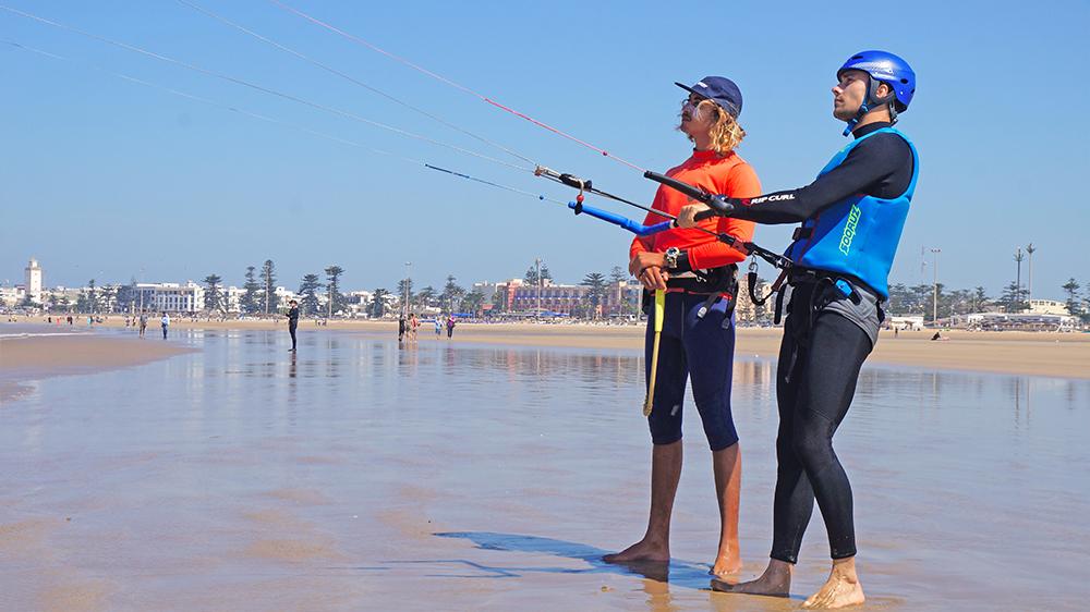 Initiation Kitesurf Maroc