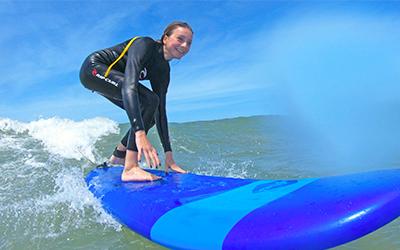 Surf débutant Essaouira