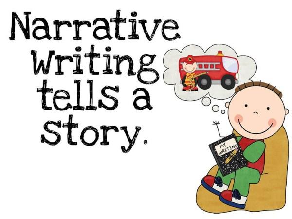 Elementary Writing Narrative Style