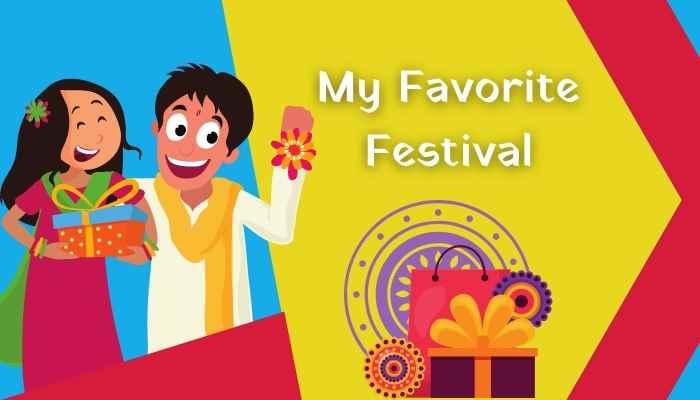 Essay On My Favorite Festival In Hindi