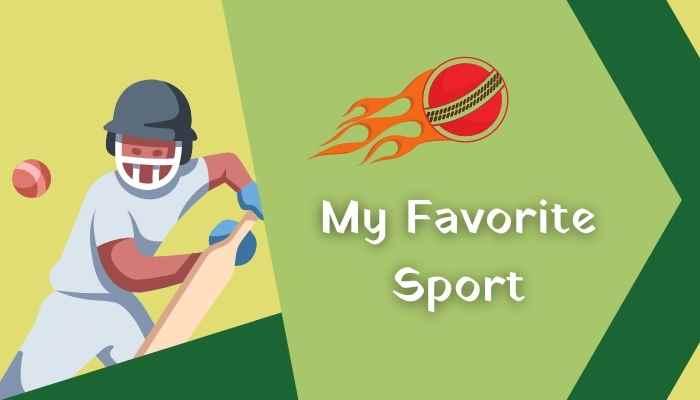 Essay On My Favorite Sport In Hindi
