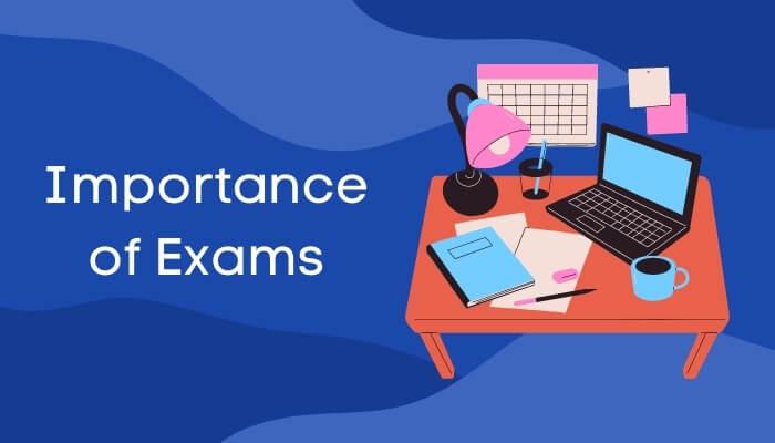 परीक्षा से पहले एक घंटा पर हिंदी में निबंध Importance of Exams Essay in Hindi