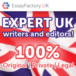 The Best Essay Writing Service - EssayFactory.uk