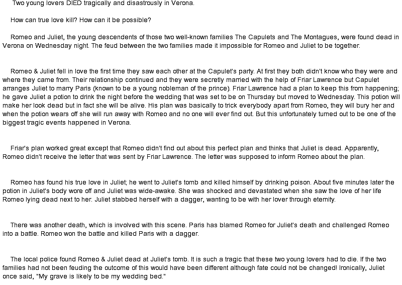 how does shakespeare portray the idea of love in romeo and juliet  page 1 zoom in