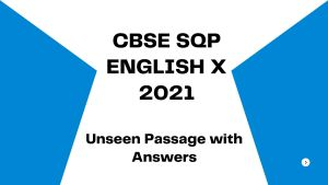 cbse sample paper class 10 2021 answers