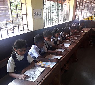 Education in India unseen passage answers