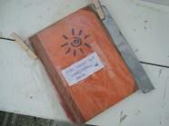 Nach dem Wasserschaden wieder verfügbar: unser Gartenbuch