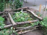 Der Holzkompost