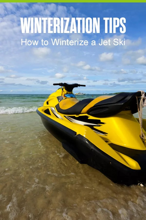 Getting ready to store a jet ski for the off-season? Follow this winterization guide to protect your jet ski in long-term vehicle storage! via @extraspace