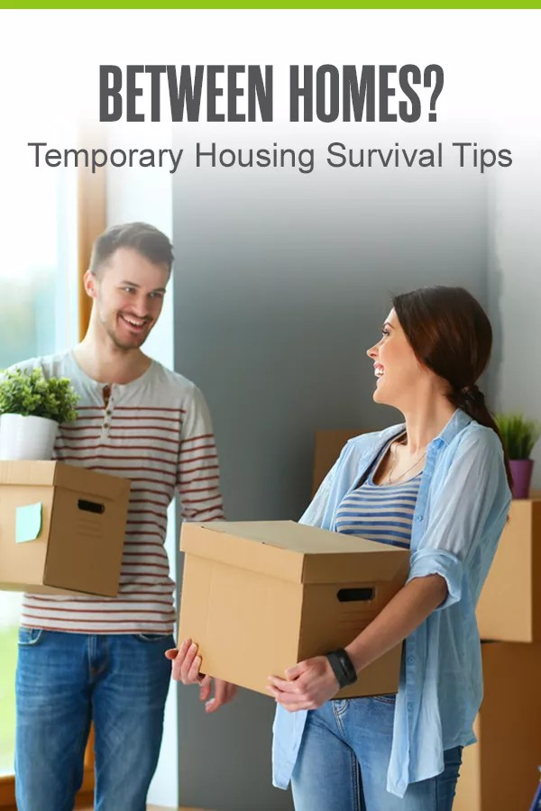 Living in short-term housing while you're building your dream home, moving to a new city, traveling, or transitioning between leases? Check out these seven temporary housing tips to make your stay more comfortable until you get to your new home! via @extraspace