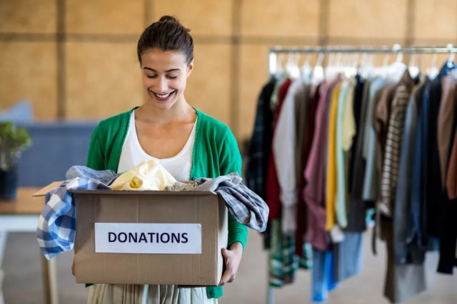 Where to Donate Household Items | Extra Space Storage