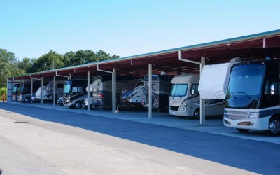 The Best Storage Options for an RV, Trailer, or Camper