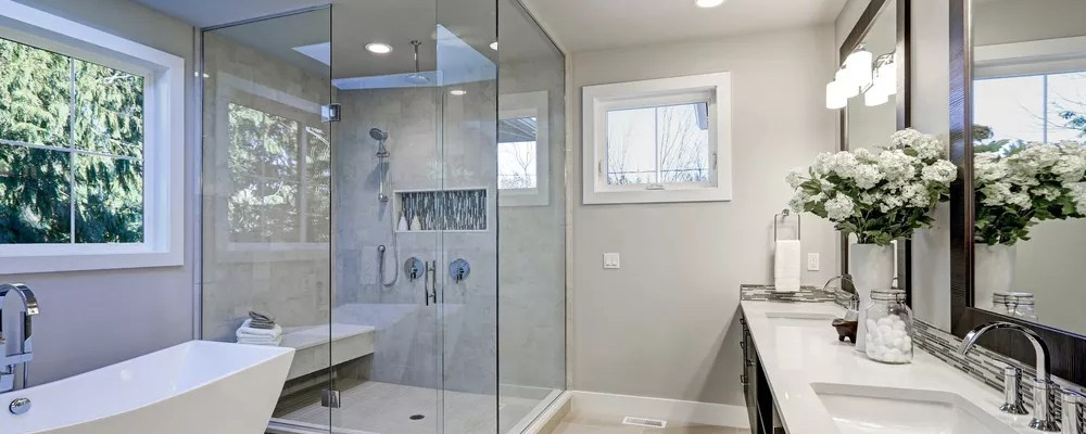 48 Bathroom Renovation Ideas To Boost Home Value Extra Space Storage Cool Simple Bathroom Renovations Remodelling