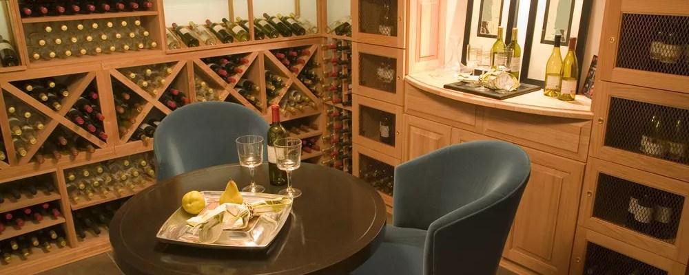 21 Home Wine Room Design Organization Ideas Extra Space Storage