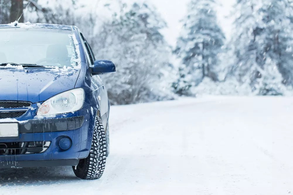 Vehicle Winterization Tips: How to Winterize a Car via @extraspace