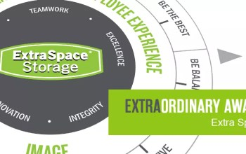 Extra Space Storage announces winners of EXTRAordinary Awards