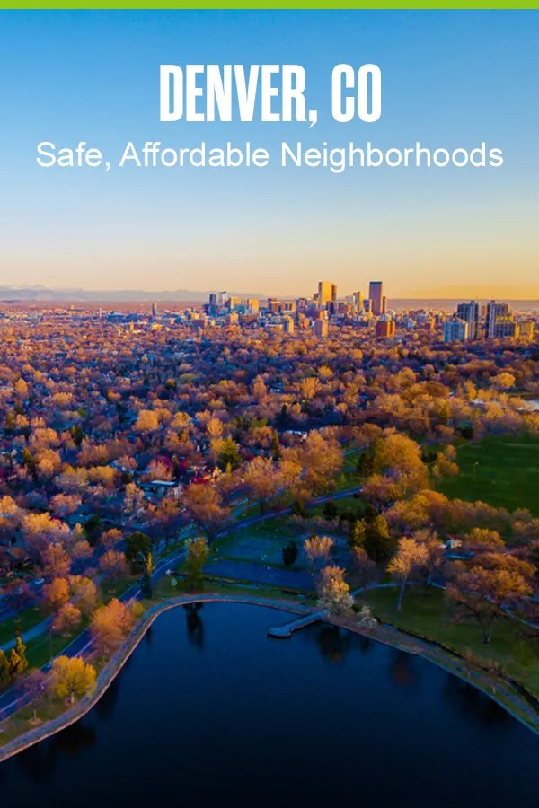 Denver has become a popular place to live for those who want to work in the tech industry or who want be close to some of the best outdoor recreation spots in the U.S. If you're looking for budget-friendly places to live that also have low crime rates, here are the best neighborhoods in Denver based on affordability, safety, and great local amenities! via @extraspace