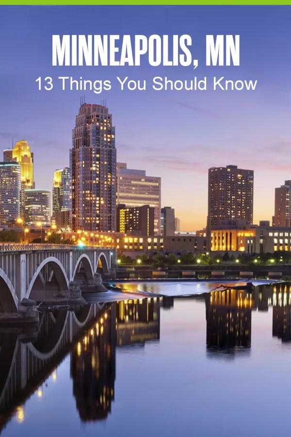 Thinking about living in Minneapolis? This Minnesota city is filled with job opportunities, family-friendly activities, a thriving arts scene, and more. Here are 13 things you should know about Minneapolis before moving there! via @extraspace