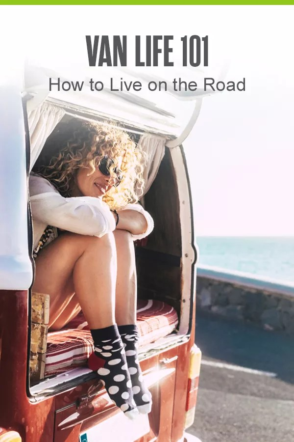Thinking about becoming a nomad? Whether you plan on living in a van full time or want to be a part-time van dweller on holidays and vacations, there are many pros and cons to van living. From picking out the right vehicle to tips on making the most out of your adventure, check out this Van Life 101 guide! via @extraspace