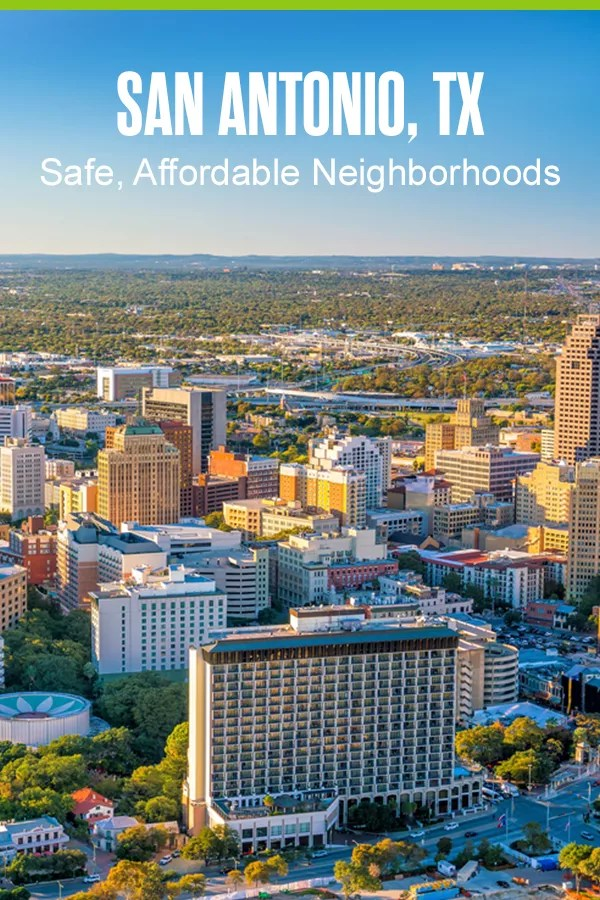 Looking for the safest, most affordable neighborhoods in San Antonio? If you're searching for budget-friendly areas with low crime rates, these are the five best neighborhoods in San Antonio for you! via @extraspace