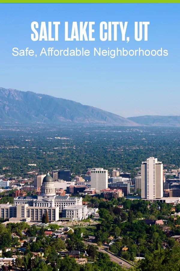 Looking for family-friendly areas or cool spots for young professionals in SLC? These are the five best Salt Lake City neighborhoods for safety and affordability! via @extraspace