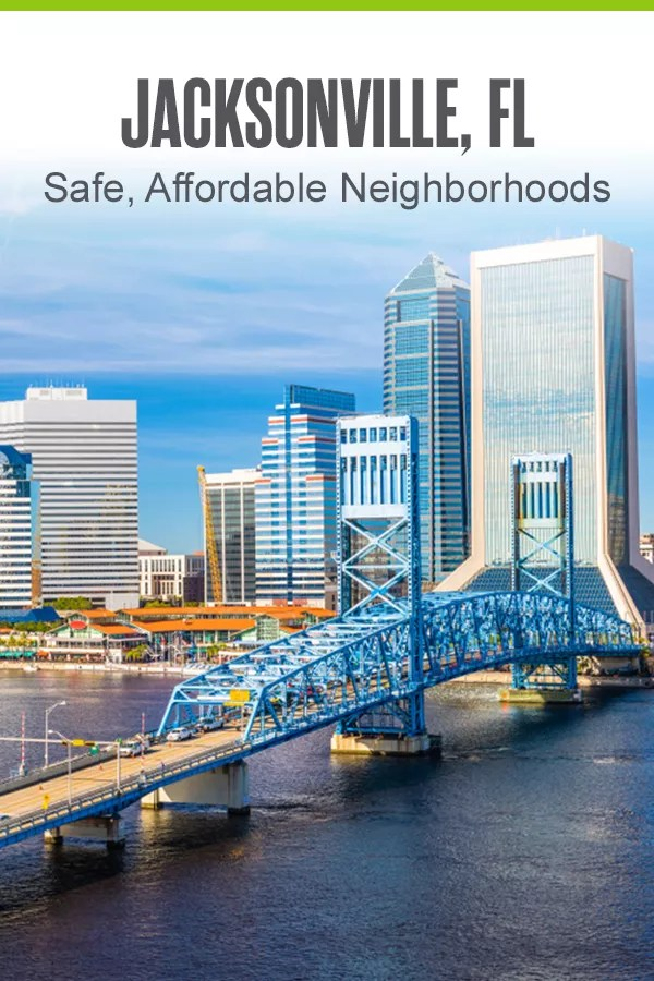 Moving to Jacksonville? If you're looking for the best neighborhoods in Jacksonville for safety and affordability, check out these five areas! via @extraspace