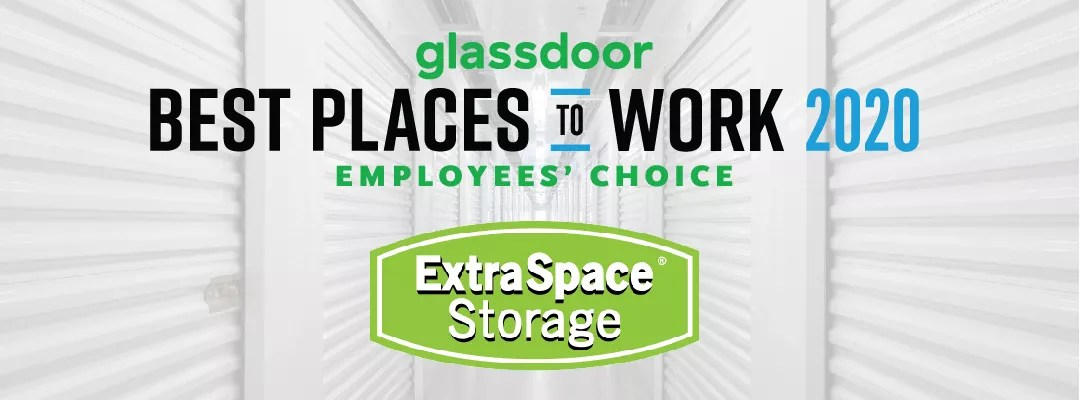 Extra Space Storage Glassdoor Best Places to Work 2020