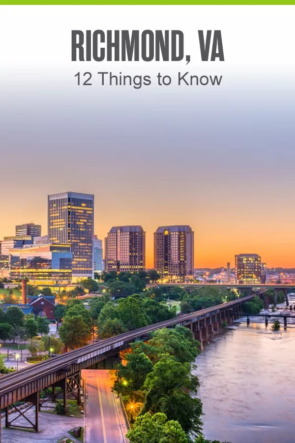 Thinking about moving to Richmond? Virginia's capital city has a strong job market, a rich history, great food, and more. Check out these 12 things to know about living in Richmond! via @extraspace